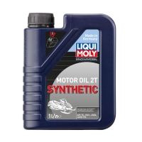 LIQUI MOLY Snowmobil Motoroil 2T Synthetic, 1л 2382
