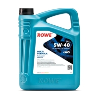 ROWE HIGHTEC MULTI FORMULA 5W40, 5л 20138-0050